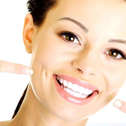 Profesionální laserové bělení zubů