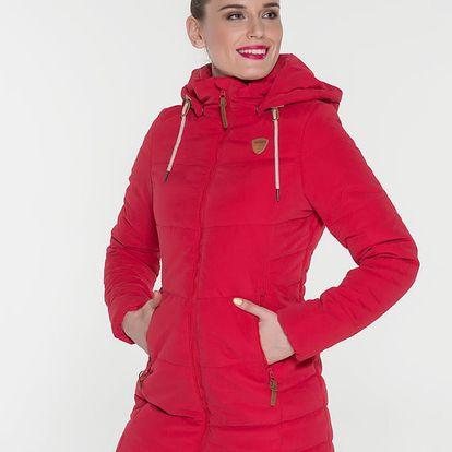 Kabát SAM 73 WB 726 Červená