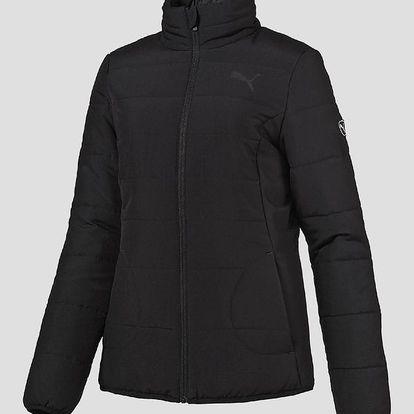 Bunda Puma ESS Padded Jacket W Black Černá