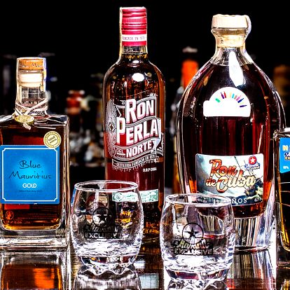 VIP privátní degustace 5 špičkových rumů pro 2