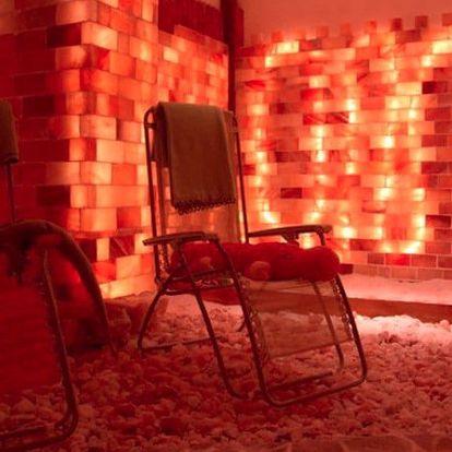 50 minut v solné jeskyni pro děti i dospělé