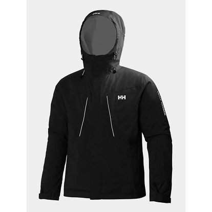 Bunda Helly Hansen PROGRESS JACKET Černá