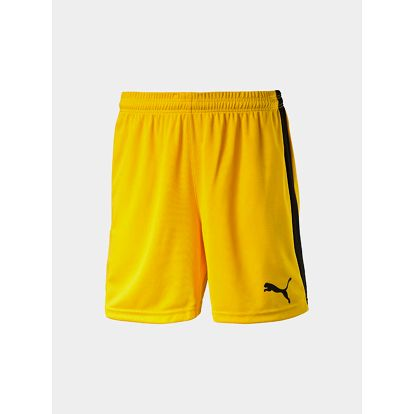 Kraťasy Puma Pitch Shorts Without brief Žlutá