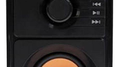 MediaTech BoomBox BT MT3145, černá