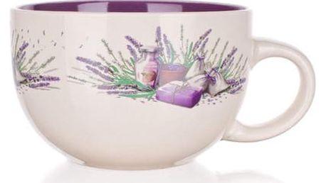 Banquet Lavender Jumbo Hrnek 660 ml