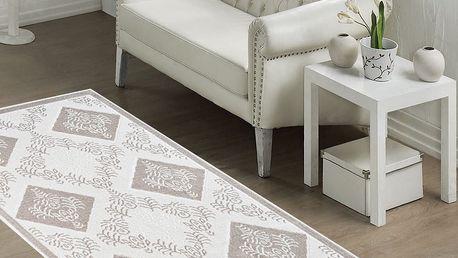 Odolný koberec Vitaus Azalea, 80x150cm