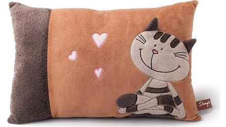 LUMPIN Polštář kočka Angelique