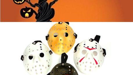 Maska Jason Voorhees - 4 provedení