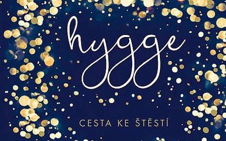 Hygge: Cesta ke štěstí - Marie Tourell Søderberg, modrá barva, papír