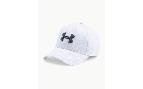 Kšiltovka Under Armour Men's Print Blitzing Cap Bílá