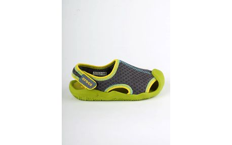 Sandály Crocs Swiftwater Sandal Zelená
