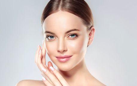 Kompletní kosmetické ošetření s masáží