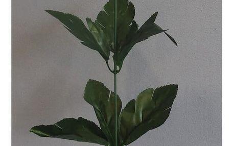 Umělá květina Chryzantéma, bílá