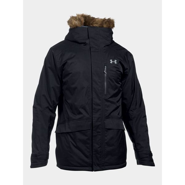 Bunda Under Armour Coldgear Feature Storm 3 Jacket Černá