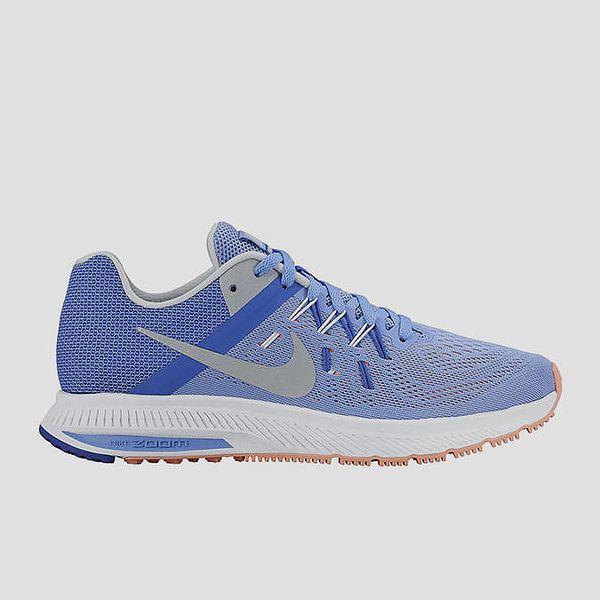 Boty Nike WMNS ZOOM WINFLO 2 Modrá