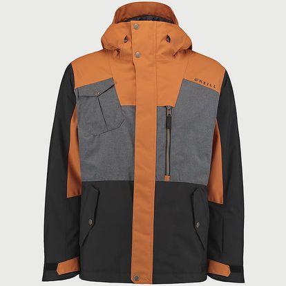 Bunda O´Neill PM Utility Hybrid Jacket Barevná