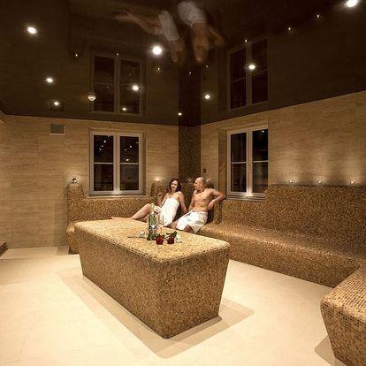 Luxusní pobyt pro dva v Karlových Varech s polopenzí a wellness