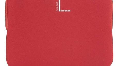 TUCANO Pouzdro na notebook 15/16 ws (červená)