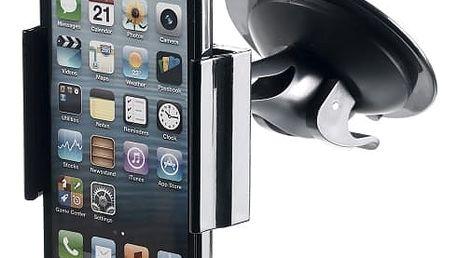 Celly FLEX14, univerzální držák s přísavkou pro mobilní telefony a smartphony, flexibilní rameno, rozsah 54-90mm
