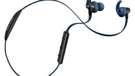 Fresh 'n Rebel Lace Sports Earbuds, Bluetooth, indigově modrá
