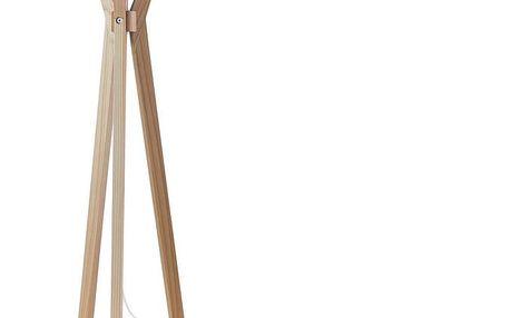 Stojací lampa paulina, 147 cm