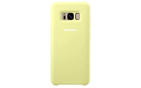 Samsung Silicone Cover pro Galaxy S8, (EF-PG950TG), zelená