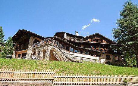 Itálie - Trentino na 8 dní, polopenze s dopravou vlastní