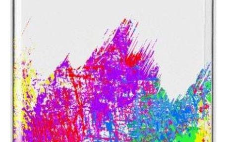 CellularLine STYLE gelové pouzdro pro Samsung Galaxy A5 (2017), motiv ART, průhledná