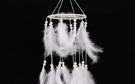Závěsná dekorace - lapač snů