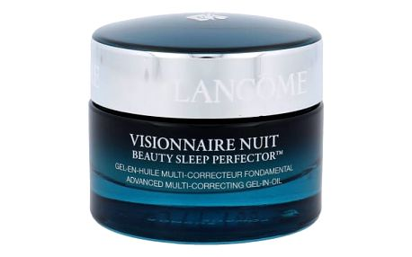 Lancome Visionnaire Gel In Oil 50 ml noční pleťový krém pro ženy
