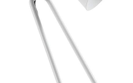 Bílá stolní lampa Geese Line