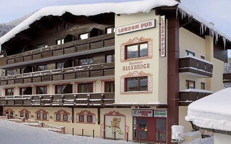 Rakousko - Kitzbühel / Mittersill na 8 dní, bez stravy s dopravou vlastní