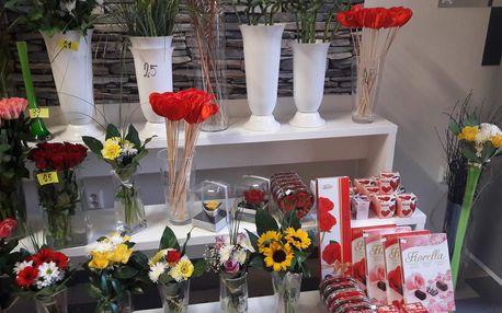Kytice tulipánů: 15-35 ks, pouze osobní odběr na Praze 2