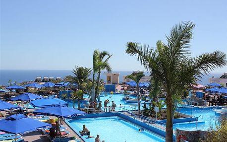 Kanárské ostrovy - Gran Canaria na 8 dní, all inclusive s dopravou letecky z Prahy
