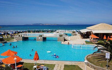 Řecko - Korfu na 11 až 12 dní, polopenze s dopravou letecky z Prahy nebo Brna