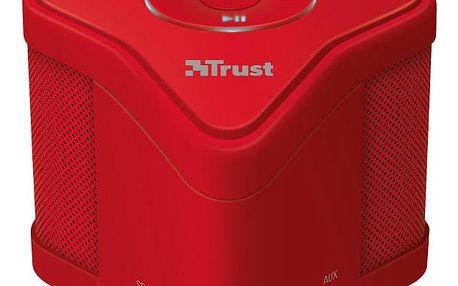 Trust Muzo, Bluetooth, červená