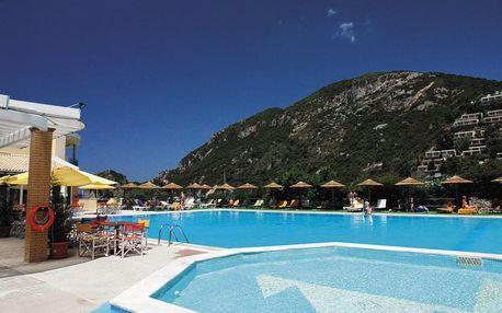 Řecko - Korfu na 7 až 8 dní, all inclusive s dopravou letecky z Prahy