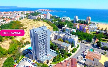 Bulharsko - Nesebar na 8 dní, all inclusive s dopravou letecky z Prahy nebo Bratislavy