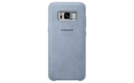 Samsung Alcantara Cover pro Galaxy S8, (EF-XG950AM), mint