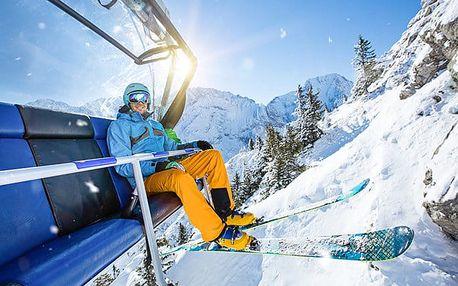 6 či 7denní zimní nebo velikonoční zájezd pro 1 do italských Dolomit