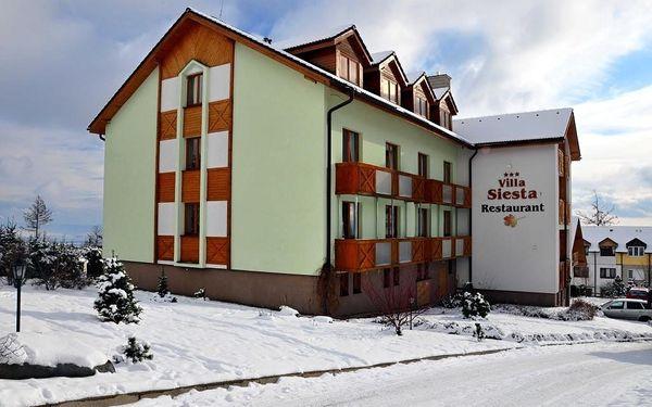 Slovensko - Vysoké Tatry na 8 až 11 dní, polopenze nebo snídaně s dopravou vlastní