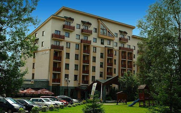 Slovensko - Vysoké Tatry na 8 až 11 dní, snídaně s dopravou vlastní
