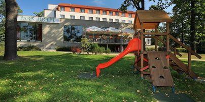 Lovecká chata - Parkhotel Hluboká