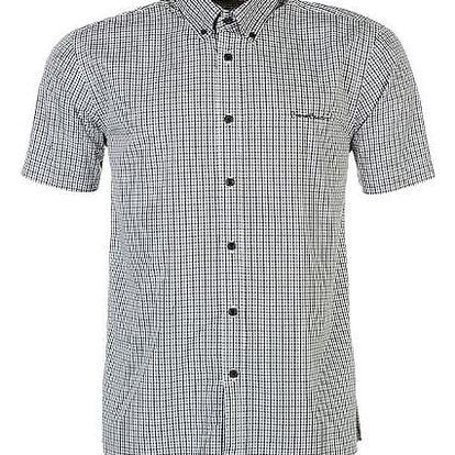 Pánská košile s krátkým rukávem Pierre Cardin vzor 4
