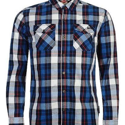 Značková pánská košile Lee Cooper vzor 5