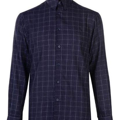 Značková pánská košile Pierre Cardin Long vzor 5
