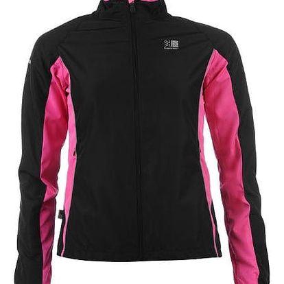 Dámská běžecká bunda Karrimor černá