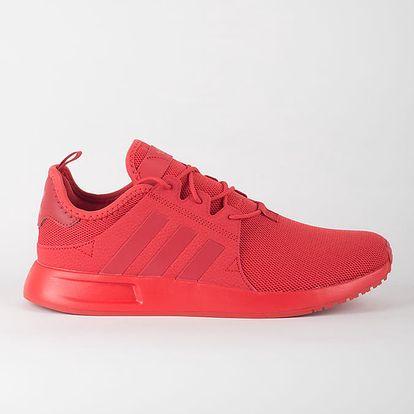 Boty adidas Originals X_PLR Červená