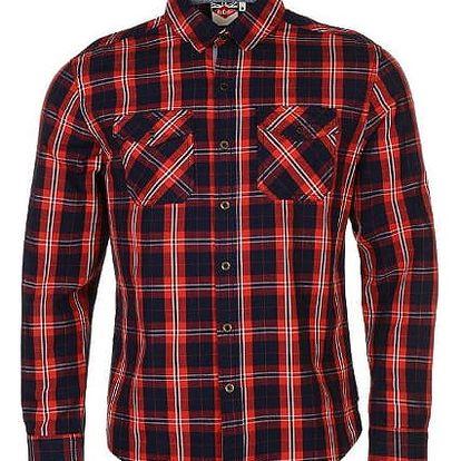 Značková pánská košile Lee Cooper vzor 1