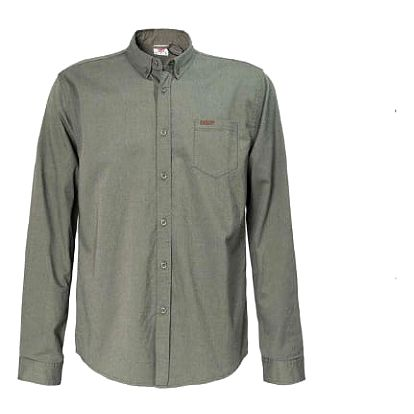 Pánská bavlněná košile Lee Cooper khaki